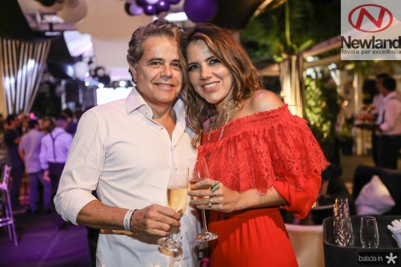 Ivan e Carolina Bezerra