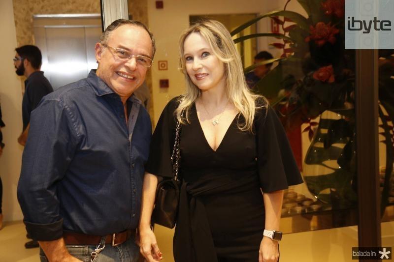 Eduardo e Leticia Leite 1