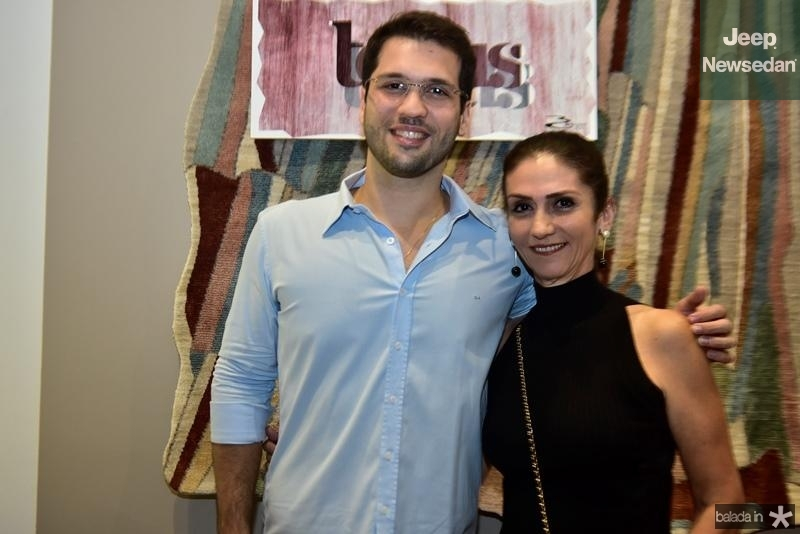 Guilherme Albuquerque e Bete Cunha