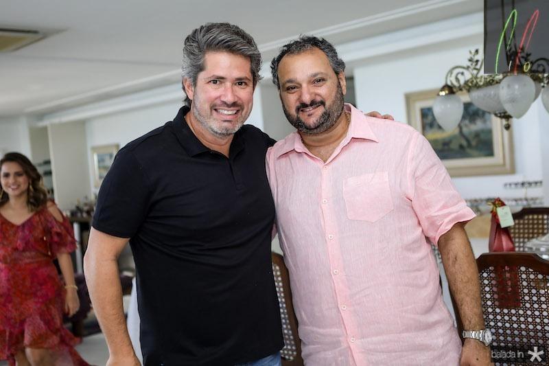 Fernando Rodrigues e Patriolino Dias