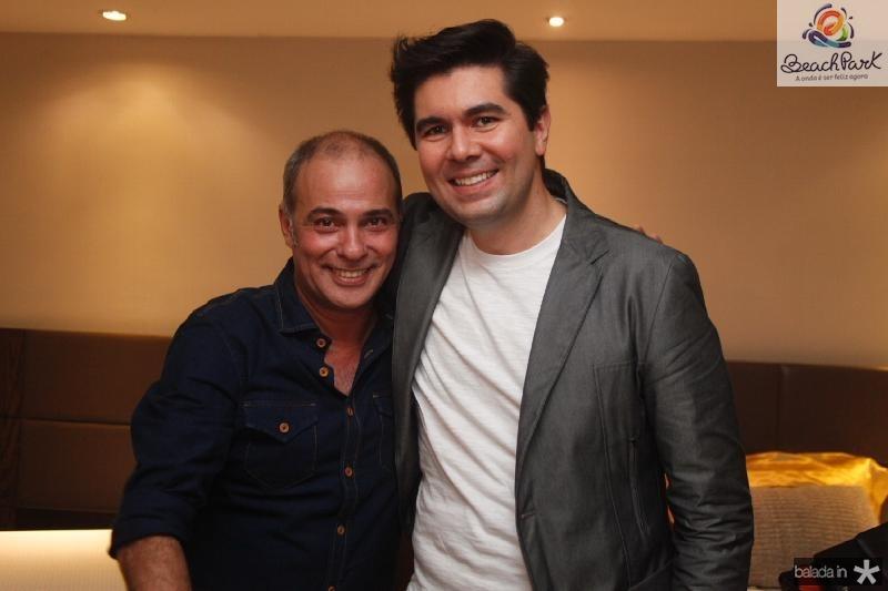 Marcos Novais e Itaquê Figueiredo