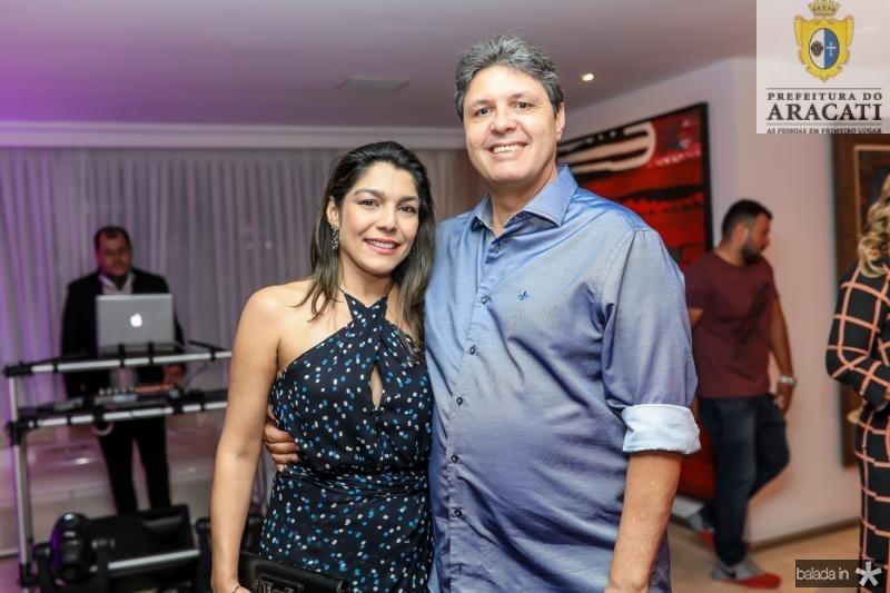 Vanessa e Marcos Oliveira
