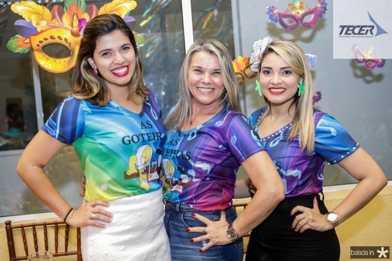 Alesandra e Sandra Vieira, Jenifer Glenda