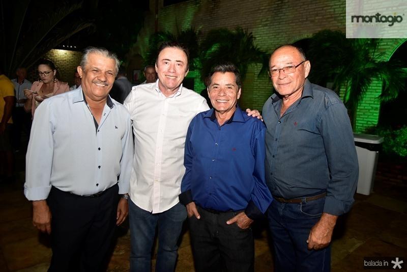 Erivan Monteiro, Darlan Leite, Vereador Samba, Vereador Osvaldo