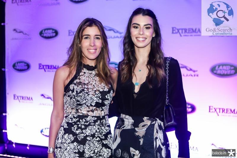 Raquel Machado e Camila Moreira