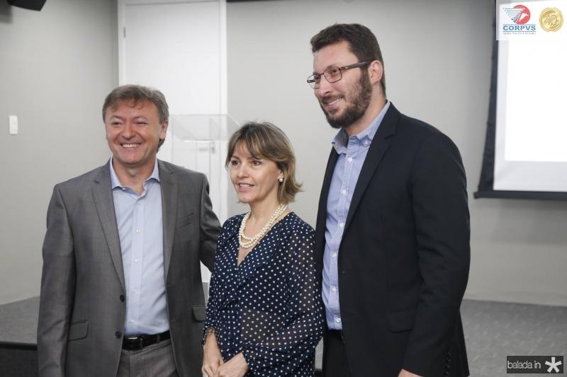 Mauricio Filizola, Circe Jane e Rodrigo Leite 2