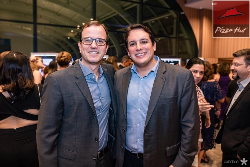 Gian Franco e Marcelo Filho