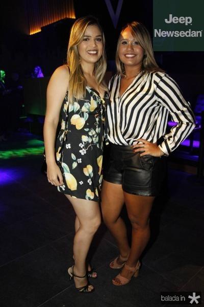 Brenda Melo e Amanda Veras 2
