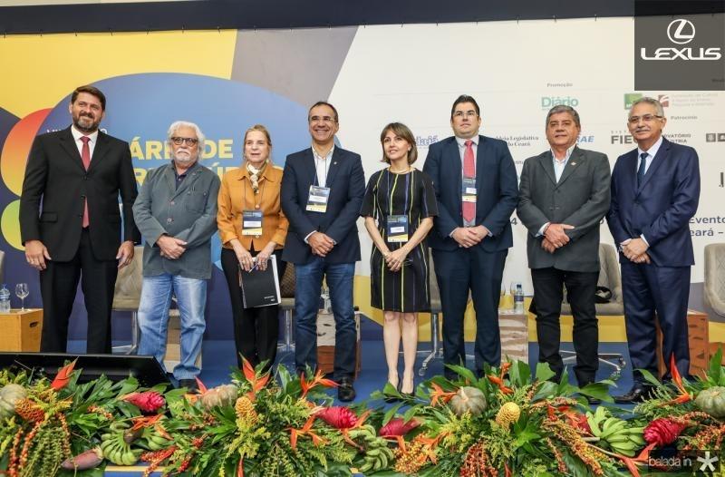 Rafael Rodrigues, Joaquim Cartaxo, Annea Ribeiro, Eduardo Neves, Circe Jane, Caio Fota, Sampaio Filho e Nilson Diniz