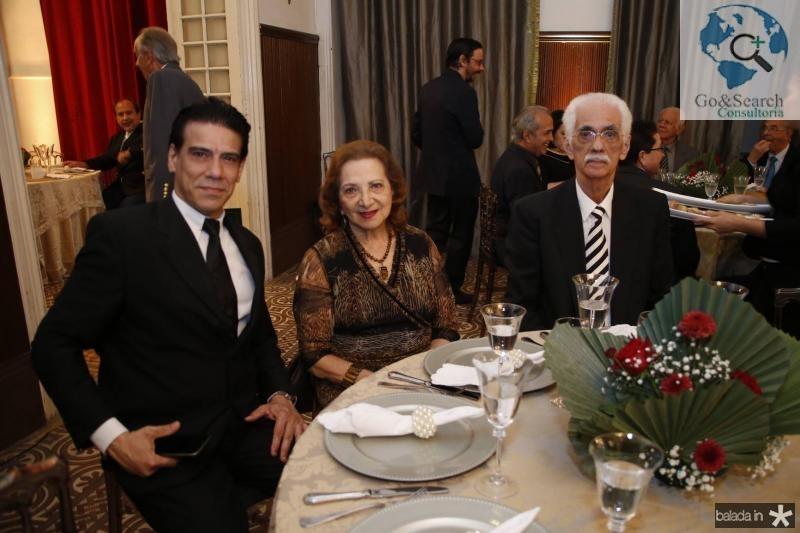Wilson Loureiro, Norma e Jose Guimaraes