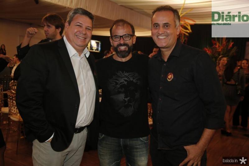 Bob Santos, Andre Mota e PH Donato