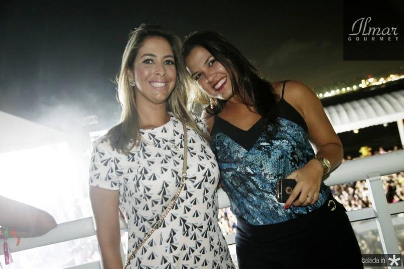 Raquel Ferreira e Thais Ventura