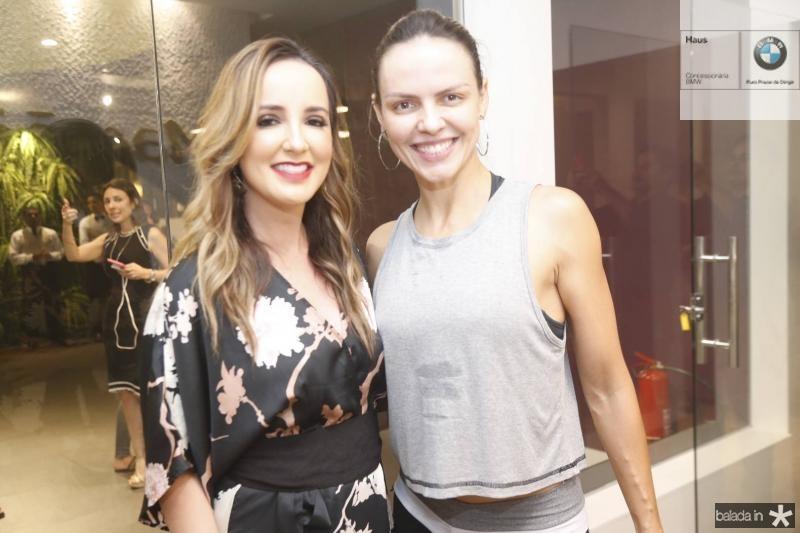 Kaline Ferraz e Elisa Miranda 1