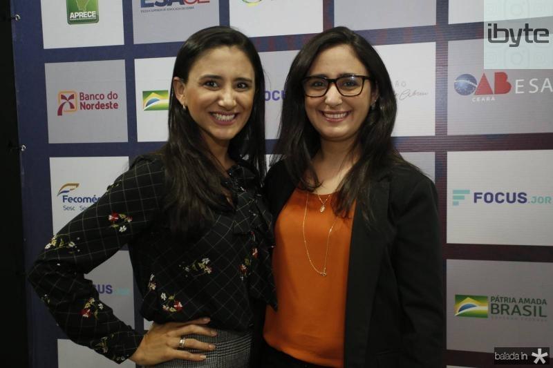 Cristiane e Cristina Vieira
