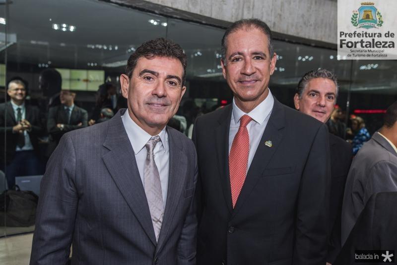 Alexandre Pereira e Regis Medeiros
