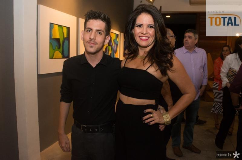 Diego e Renata Castro