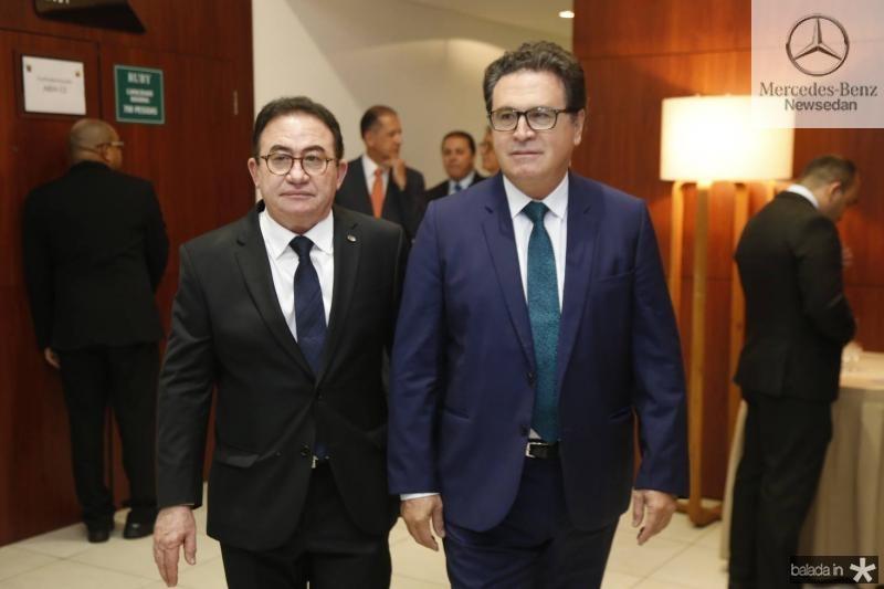 Manoel Linhares e Vinicius Lemmertz 1