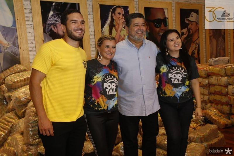 Kayke Maia, Sandra Bezerra, Colombo Cialdini e Flavia Martins 1