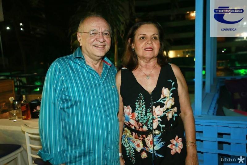 Marcos e Stefania Dias