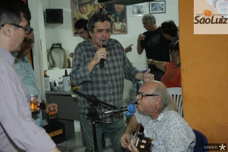 Totonho Laprovitera e Peninha