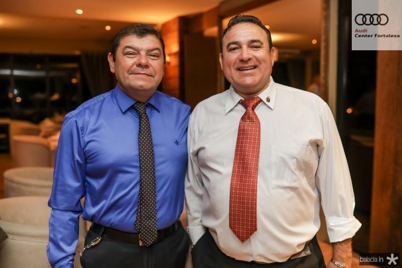 Eduardo Flecha e Arnaldo Silva