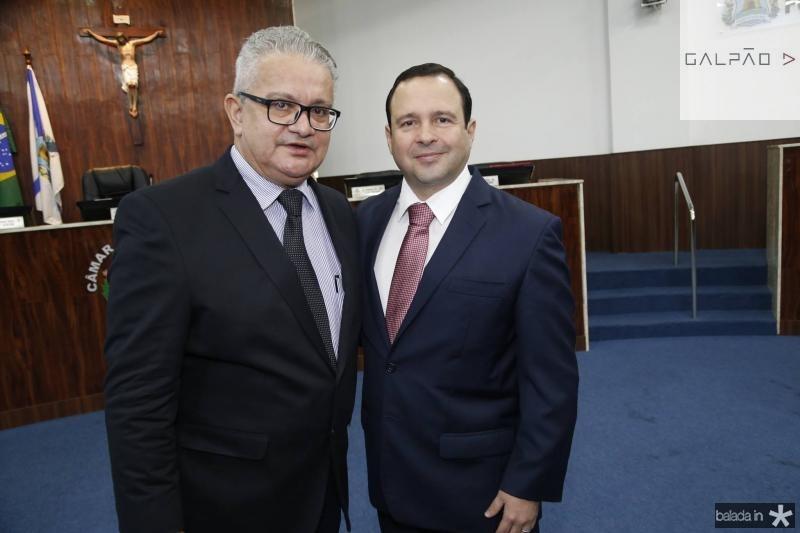 Luiz Sergio e Igor Barroso