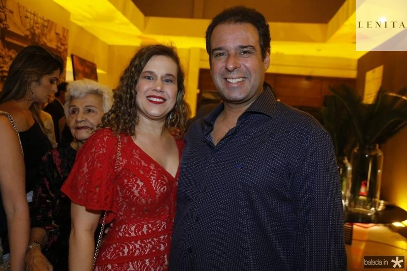 Cibele e Fabio Campos
