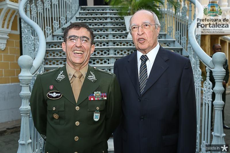 General Teofilo e Lucio Alcantara
