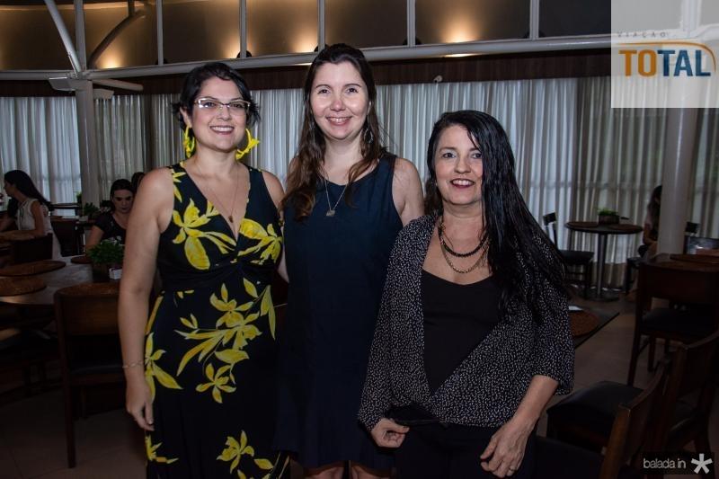 Marilia Noleto, Alice Pinheiro e Ana Pinto