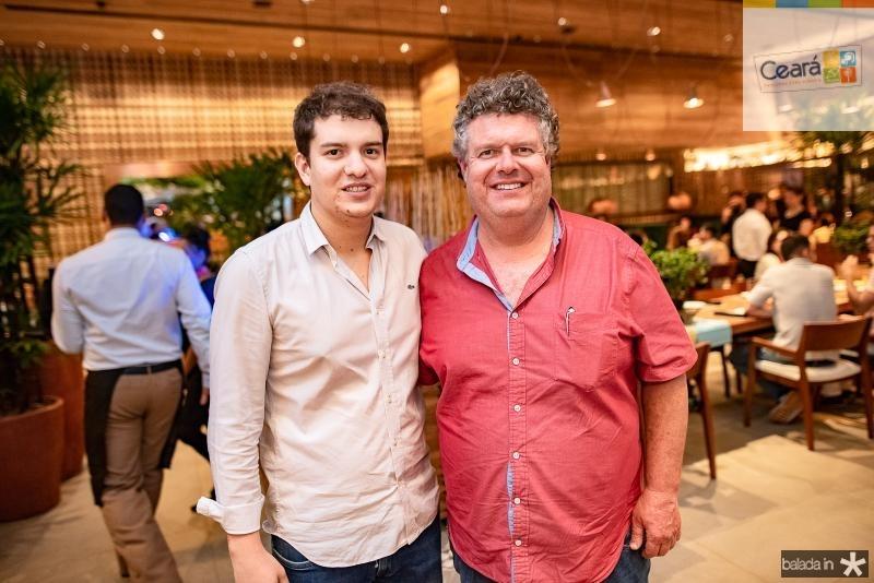 Guilherme e Evandro Colares