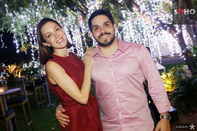 Joanna e Fernando Victor Laprovitera