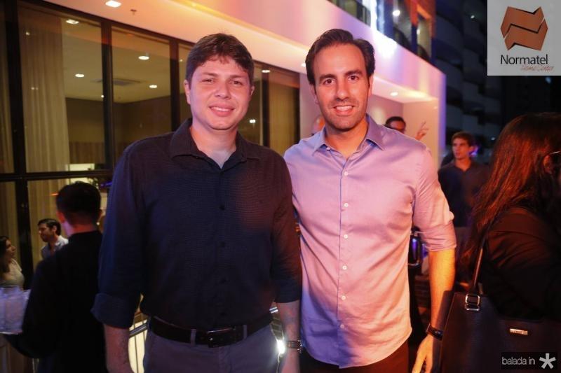 Diogo Silva e Vitor Frota