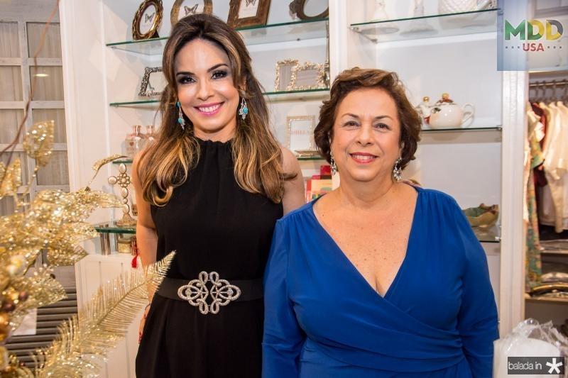 Eveline Fujita e Julia Gurjão