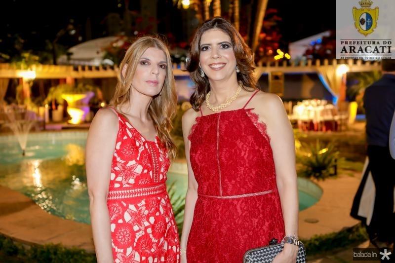 Juliana Sobral e Juliana Melo