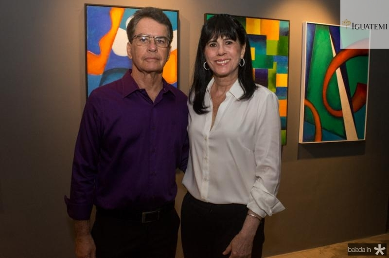Cesar e Marcy Fiuza