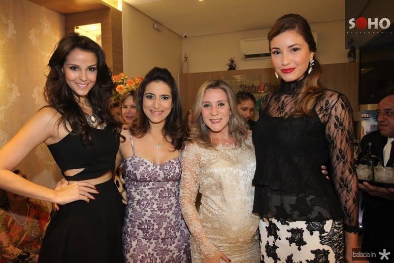Mariana Vasconcelos, Camila Rodrigues, Olga Saraiva e Khisley Karlen 1