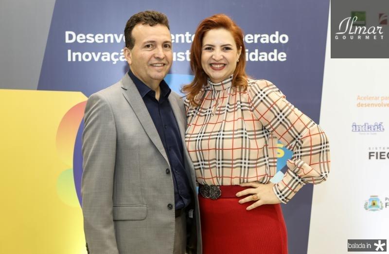 Carlos e Enid Camara