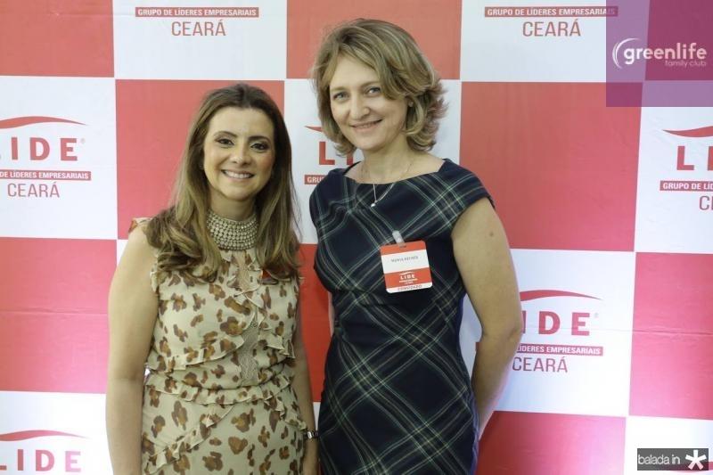 Emilia Buarque e Monica Heuser