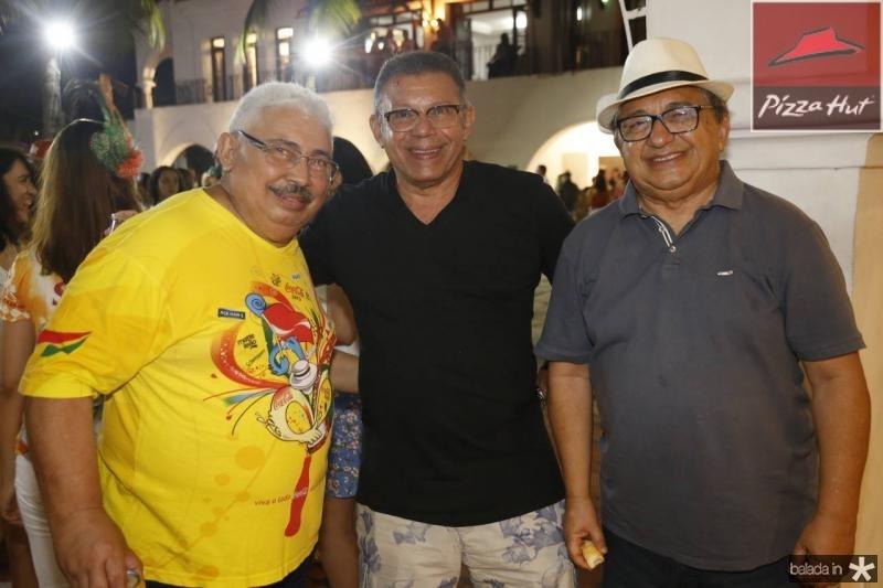 Celio Guimaraes, Paulo Teixeira e Castelinho Camurca