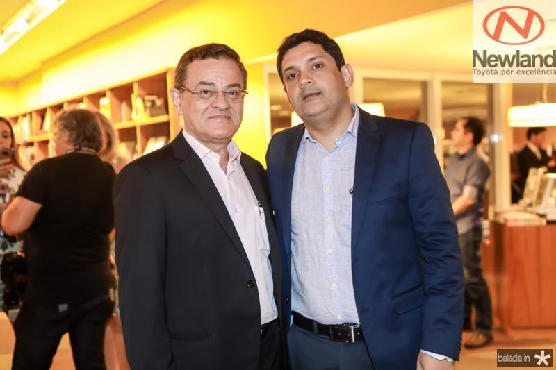 Gilberto Ciebra e  Bruno Queiroz