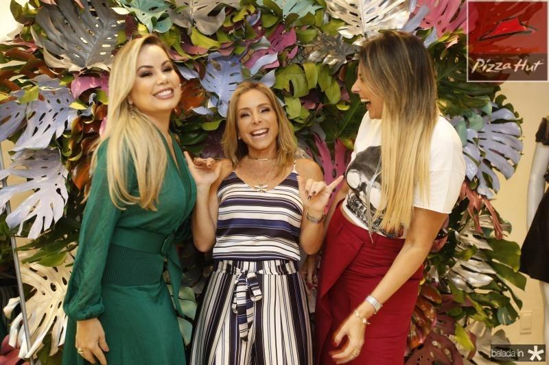 Lea Lopes, Ana Paula Daud e Carol Melo 1