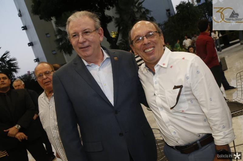 Ricardo Cavalcante e Andre Montenegro
