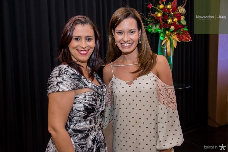 Claudia Mourao e Renata Soares