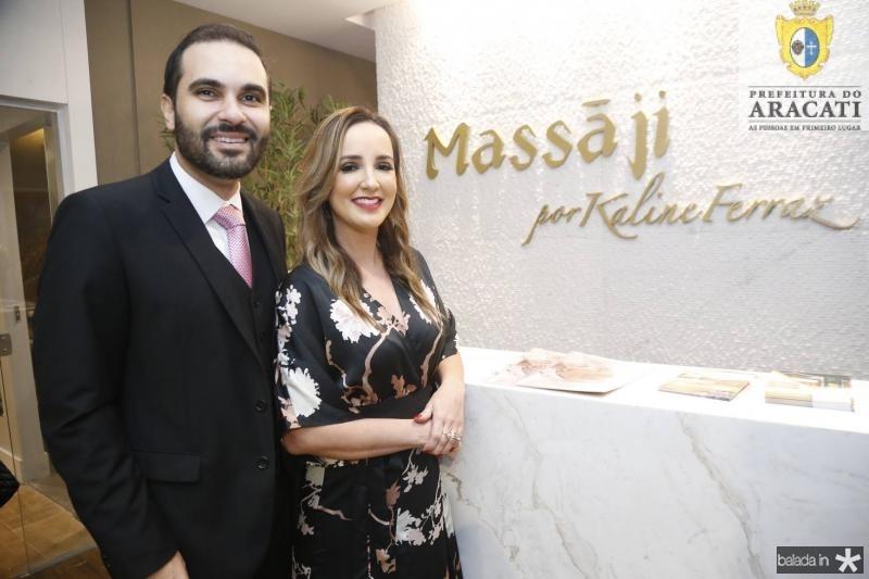 Daniel Maia e Kaline Ferraz 1