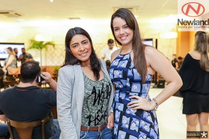 Jessica Cavalcante e Karolina Brandao