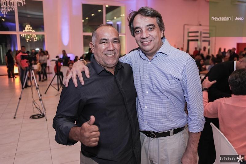 Domingos Savio e Carlos Gualter Lucena