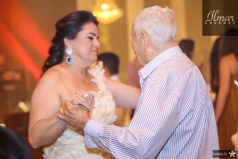 Silvana e Adauto Bezerra