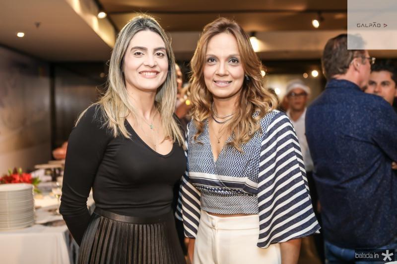 Denise Carra e Cristina Tavares