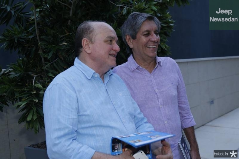 Chico Soares e Sabino Henrique