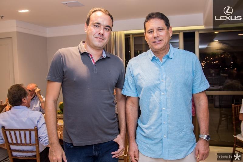 Leonardo Rola e Marcus Medeiros